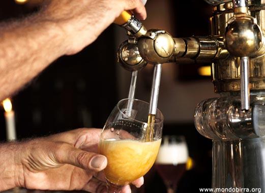 Birra spillata